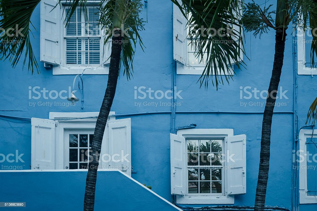 Old Colonial Architecture in the Virgin Islands