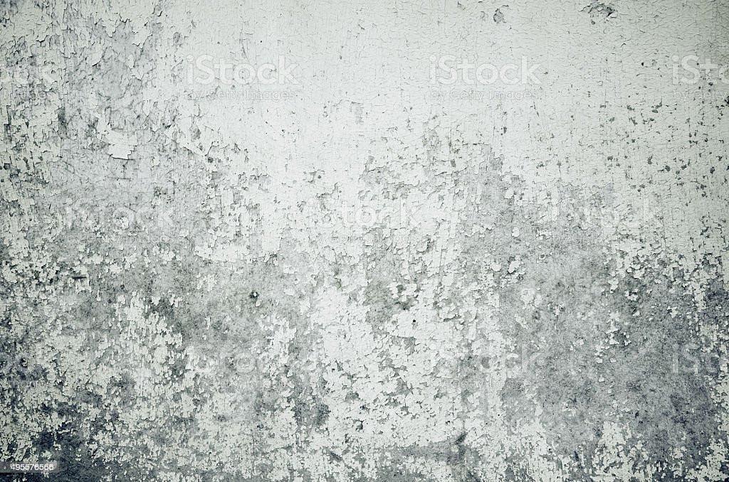 Old color gray wall painted background stock photo
