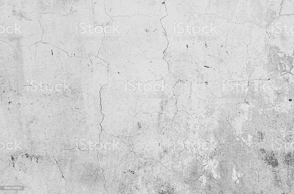 Vecchio Muro Dipinto Di Colore Sfondo Bianco Grigio Fotografie