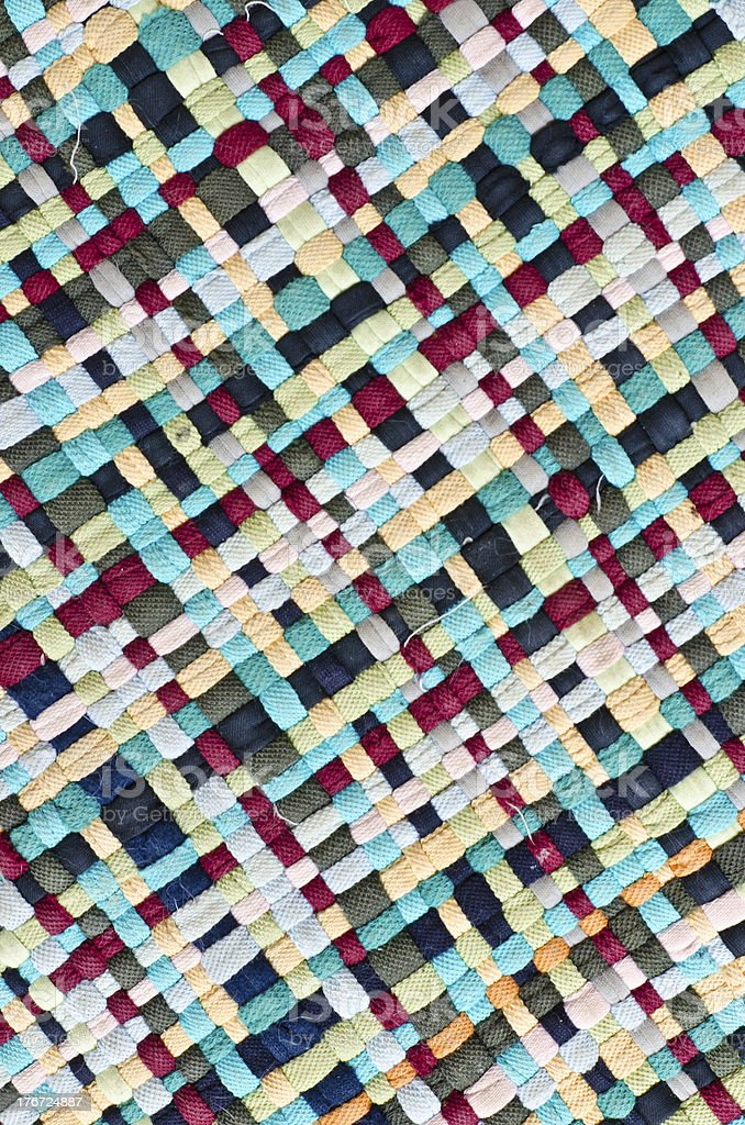Old Colorful fabric for background use royalty-free stock photo