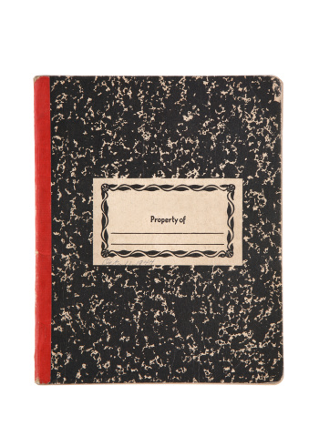 Old Composition Book