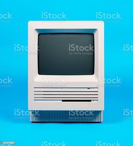 Alte Computer Stockfoto und mehr Bilder von Alt