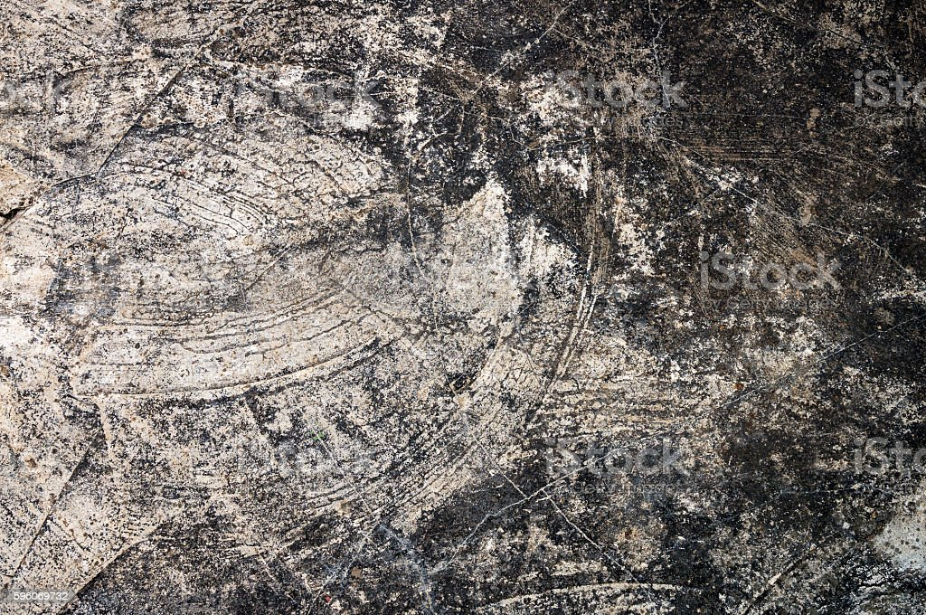 Old concrete wall texture royalty-free stock photo