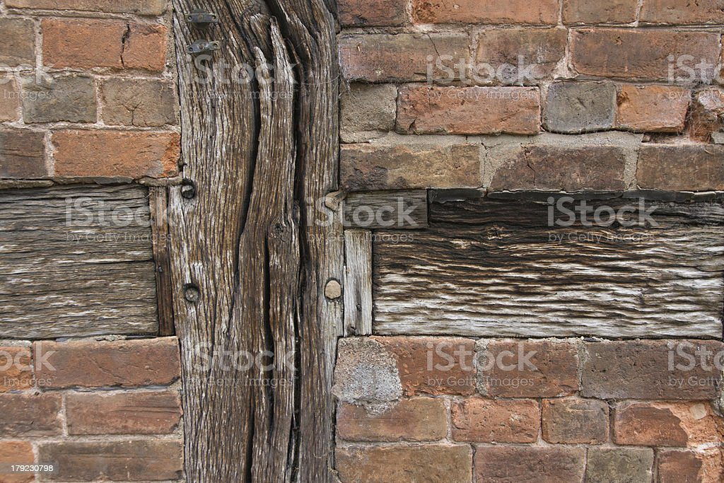 Old construction royalty-free stock photo