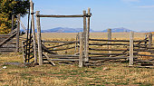 istock Old corral 122711018