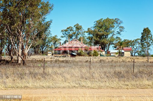 istock Old Country Homestead 1146114616