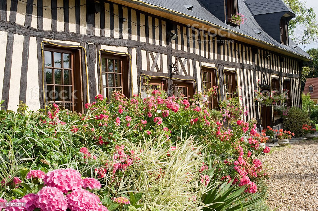 Old Country House In Normandy France Stock Photo Download Image Now Istock