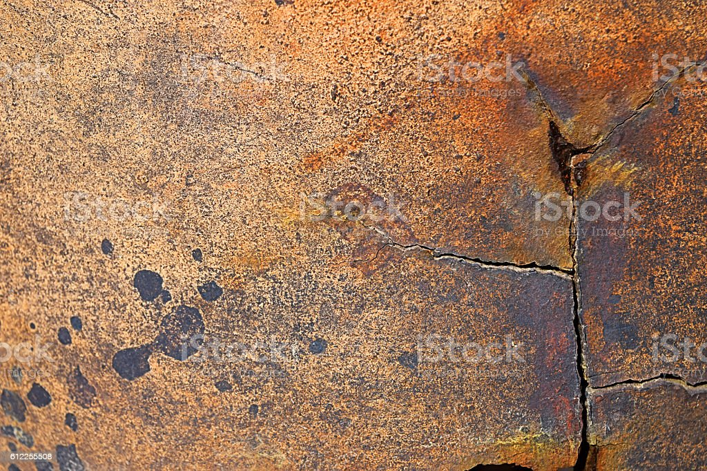 Old Cracked Earthenware Pottery Abstract Rustic Simplicity Background stock photo