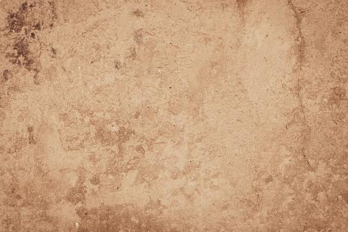 old crumpled dirty paper texture vintage beige paper