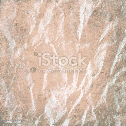 1134202009 istock photo Old crumpled newspaper texture background 1036013356