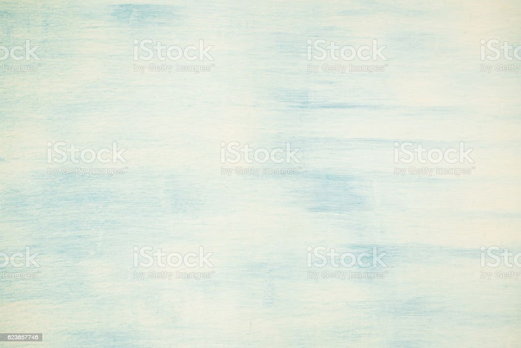 Old Damaged Cracked Paint Wall, Grunge Background, blue color