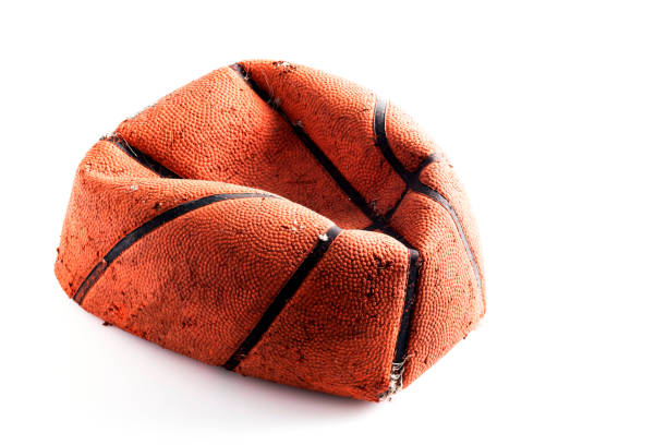 how to fix a flat basketball