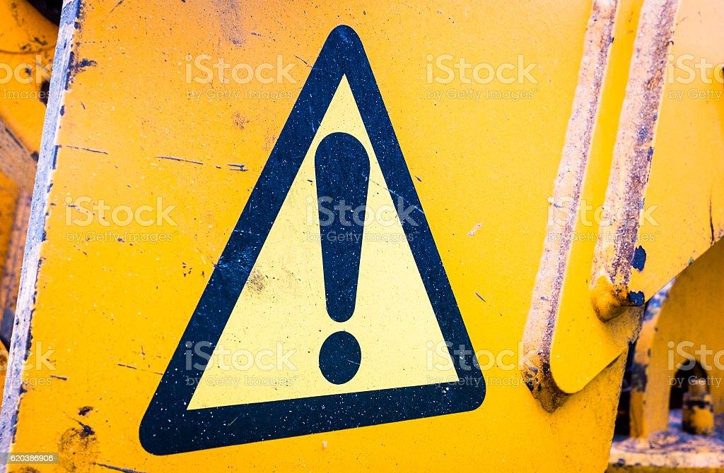 Signe de danger - Photo