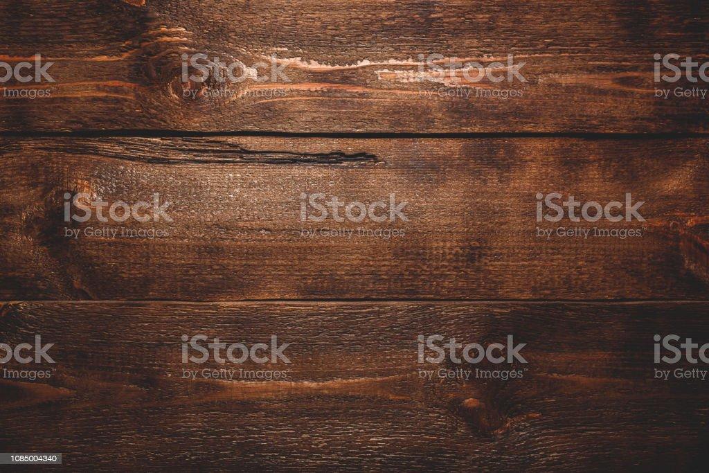 Surface en bois sombre vieux - Photo de Abstrait libre de droits