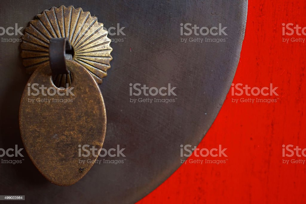 Old Decorative Components For Furniture And Home stock photo