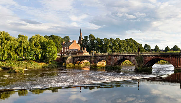 Old Dee bridge, Chester – Foto