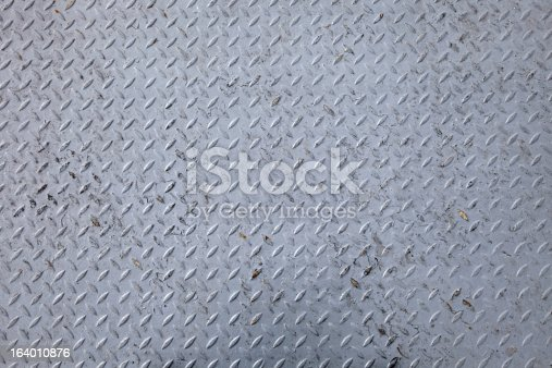 istock Old Diamond Metal 164010876