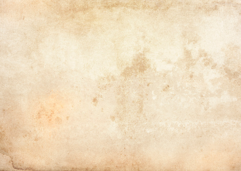 Aged grunge paper background for the design. Dirty paper texture.