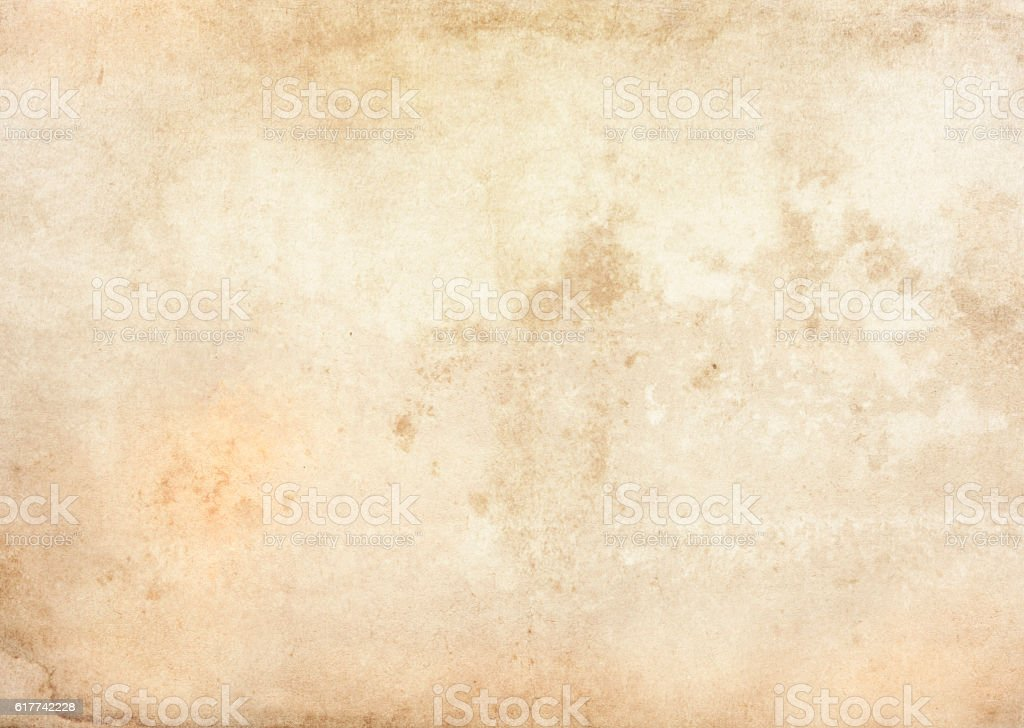 Old dirty and grunge paper texture. stock photo