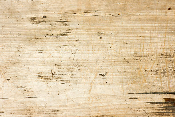 Old Dirty and Scratched Wood 7 stock photo