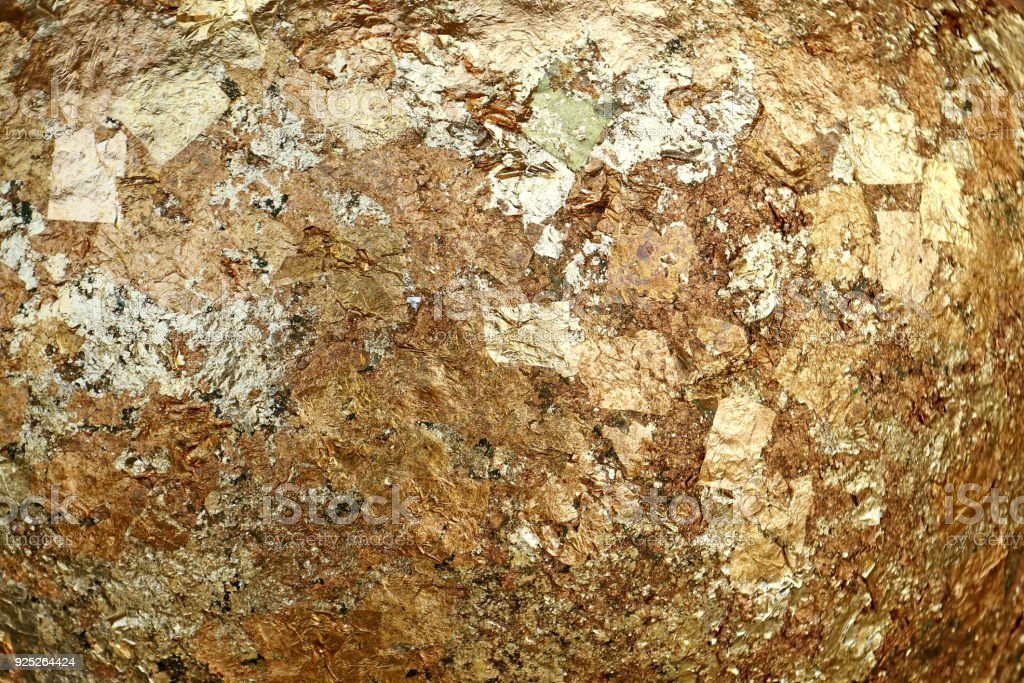 old dirty gold texture background stock photo