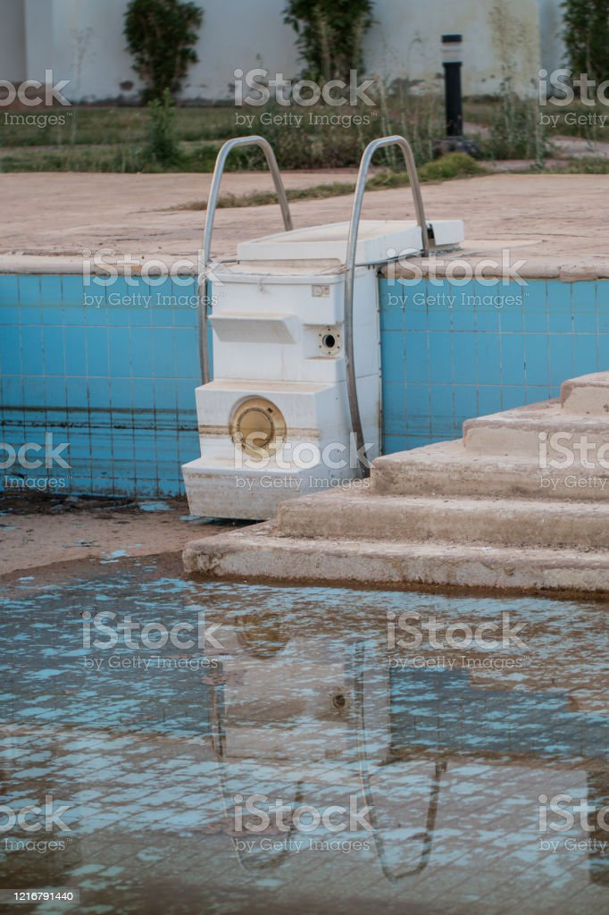 Old Dirty Pool Without Water Stock Photo Download Image Now Istock