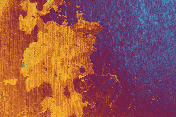 Old dirty weathered grunge  concrete abstract  background texture stock photo