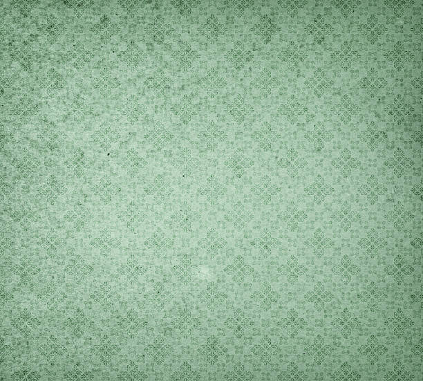 old distressed wallpaper with pattern Please view more retro paper backgrounds here: wallpaper sample stock pictures, royalty-free photos & images