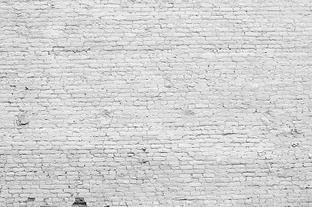 Old distressed white brick wall stock photo. White Brick Wall Pictures  Images and Stock Photos   iStock