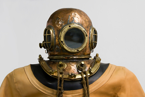 Old Diving Suite