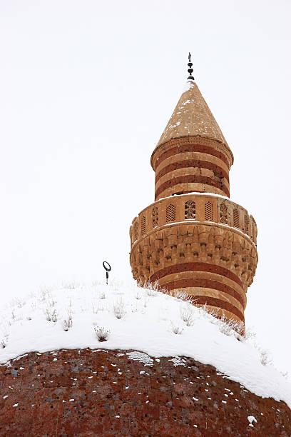 늙음 도메 of 이사크 파샤 궁전, 앗샤르키야 하띤 스톡 사진