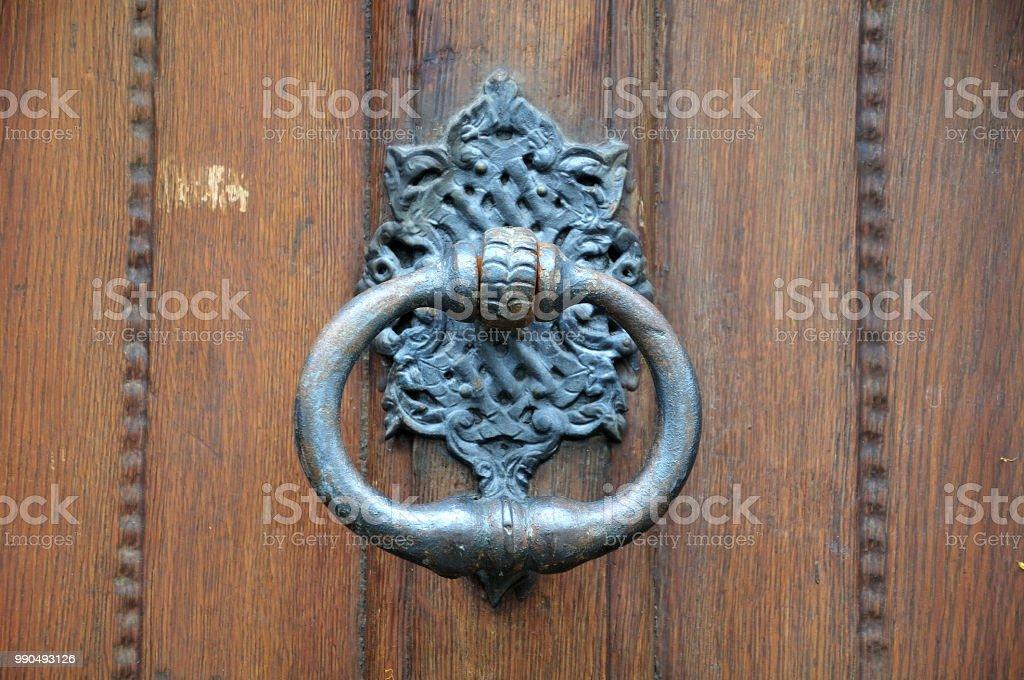 old doorknocker – Foto