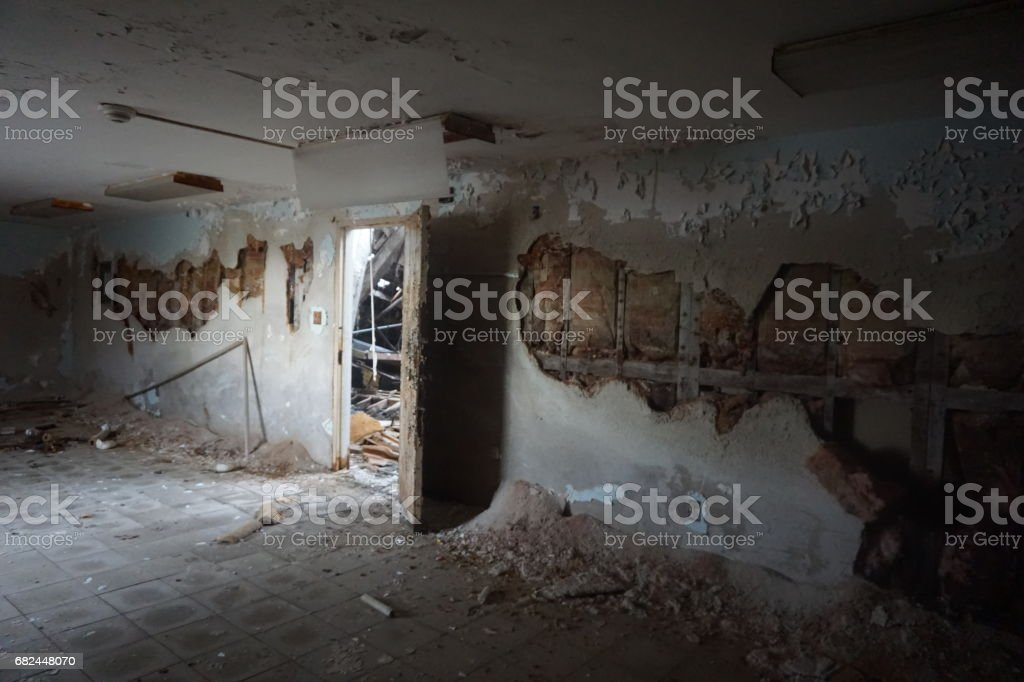 Old Doors and Decaying Doors royalty-free stock photo