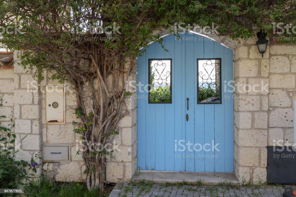 Alte Türen Und Fenster Stockfoto und mehr Bilder von ...