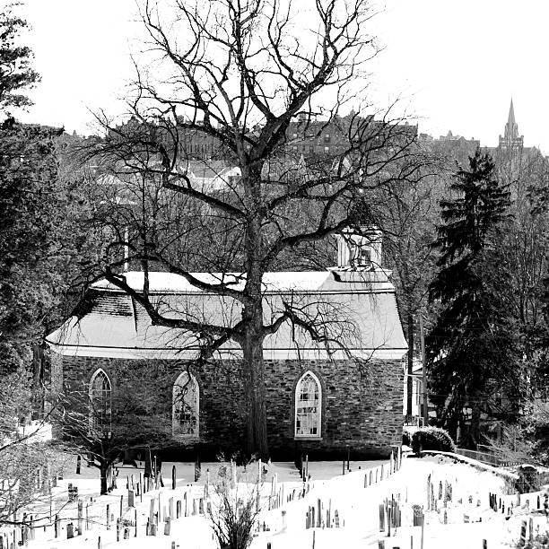 Old Dutch Church, de Sleepy Hollow - Photo