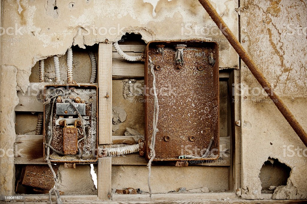 royalty free fuse box fuse old horizontal pictures, images and stock fused animals old electric parts stock photo