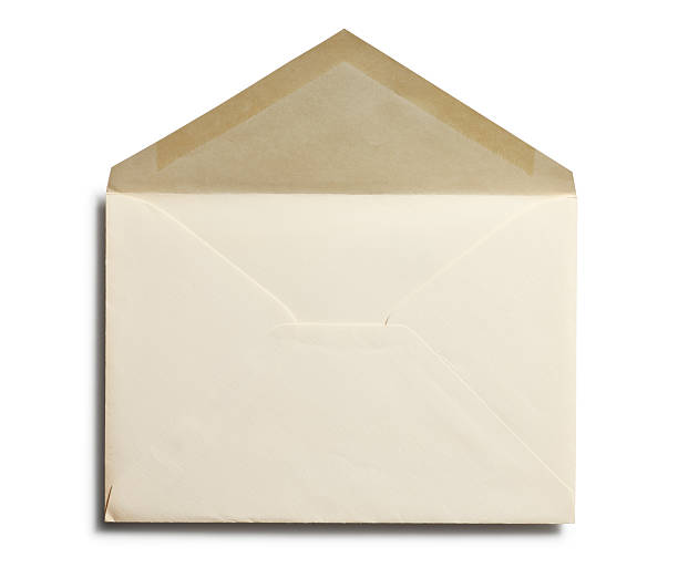 Top 60 Open Envelope Stock Photos, Pictures, and Images