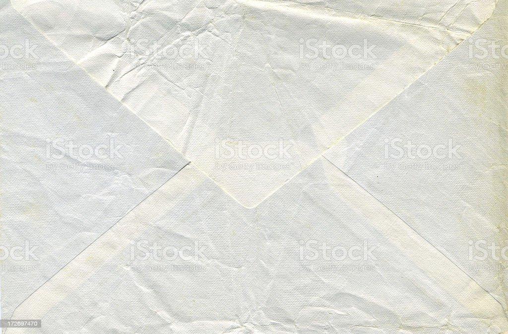 old envelope royalty-free stock photo
