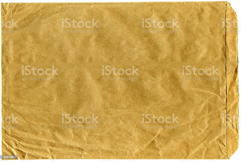 Confidential Letter Paper Backgrounds Brown
