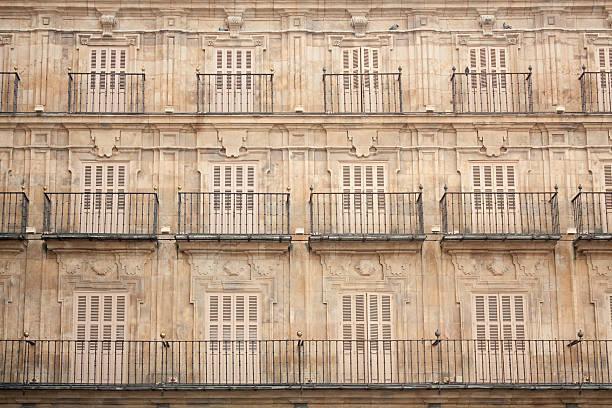 Alte Fassade Hintergrund – Foto