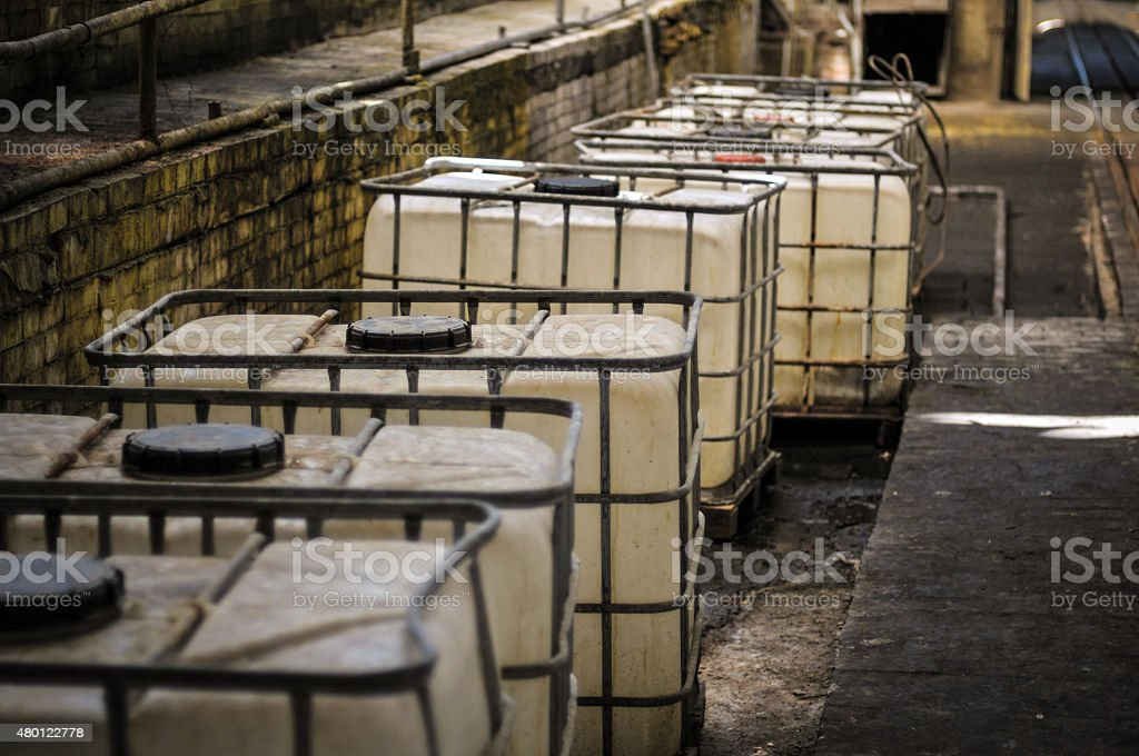 Old Factory Bathtub Of Acid Stock Photo & More Pictures of Abandoned ...