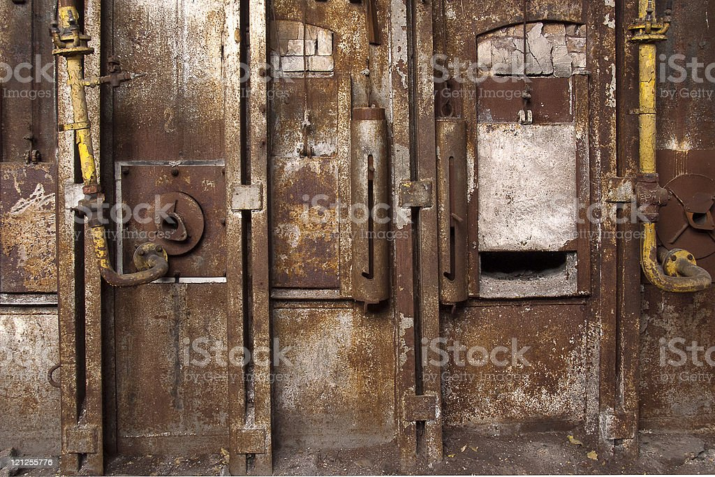 old factory royalty-free stock photo