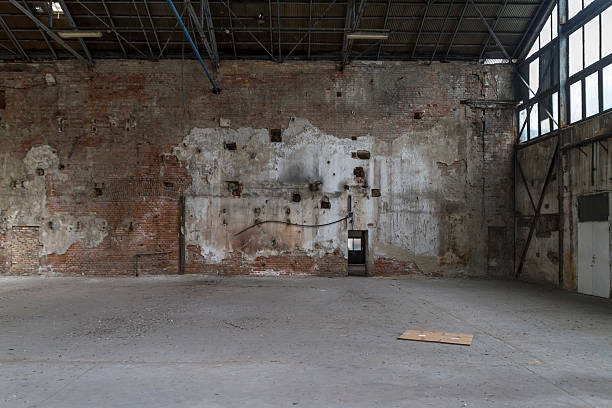 Old factory圖像檔