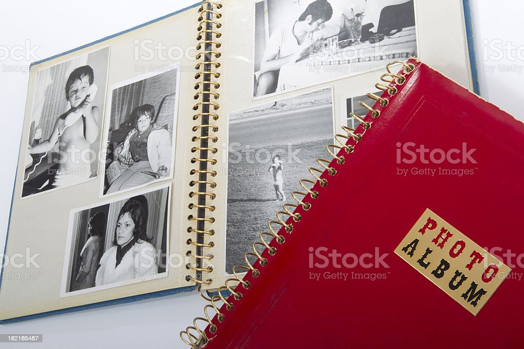 Old Family Albums Stock Photo - Download Image Now - iStock