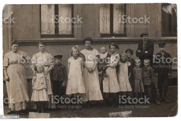 Old family photo parents with eleven children picture id843840484?b=1&k=6&m=843840484&s=612x612&h=dub5maoqwxdv6n1pcqg7 8xypns2ngqvefdkdut3hmq=