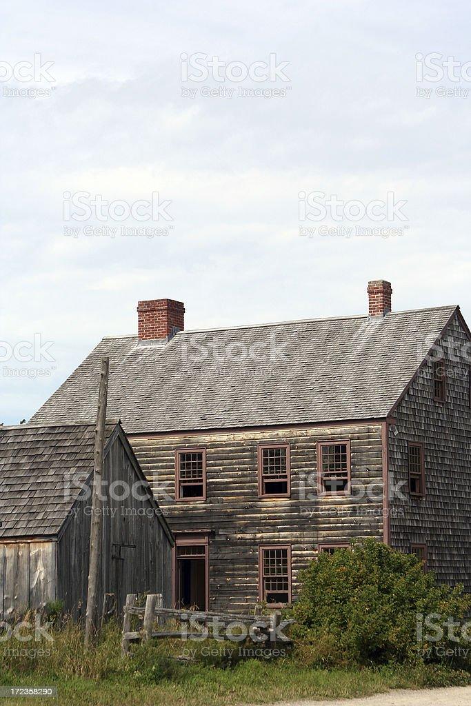 Old Farm foto de stock libre de derechos
