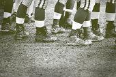 old fashion football