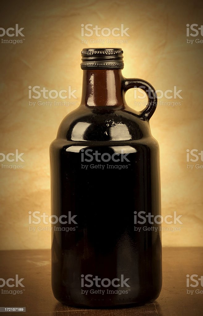 Old Fashion Jug royalty-free stock photo