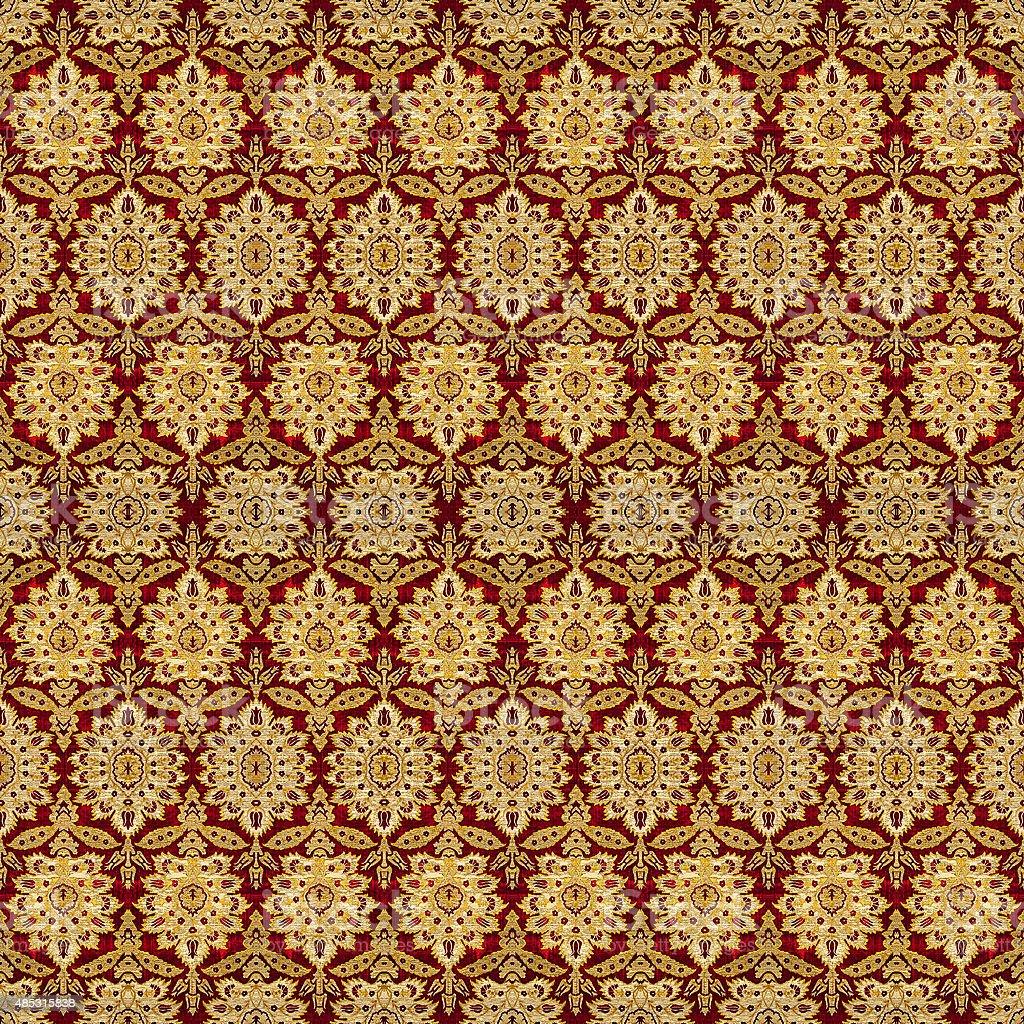 old fashion textile stock photo