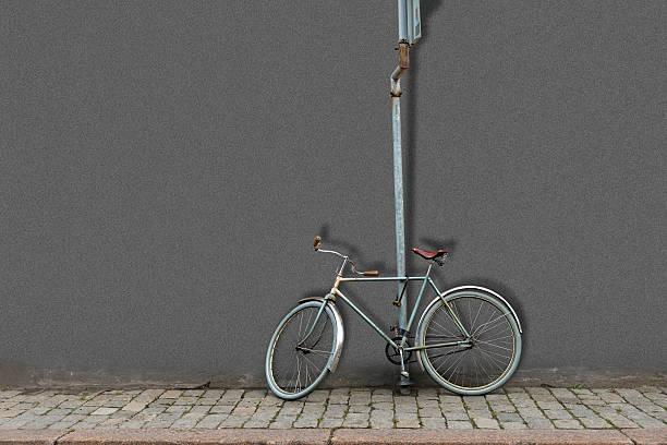 Old fashioned Fahrrad – Foto